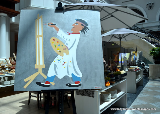 The Art of Brunch at Movenpick Hotel Bur Dubai