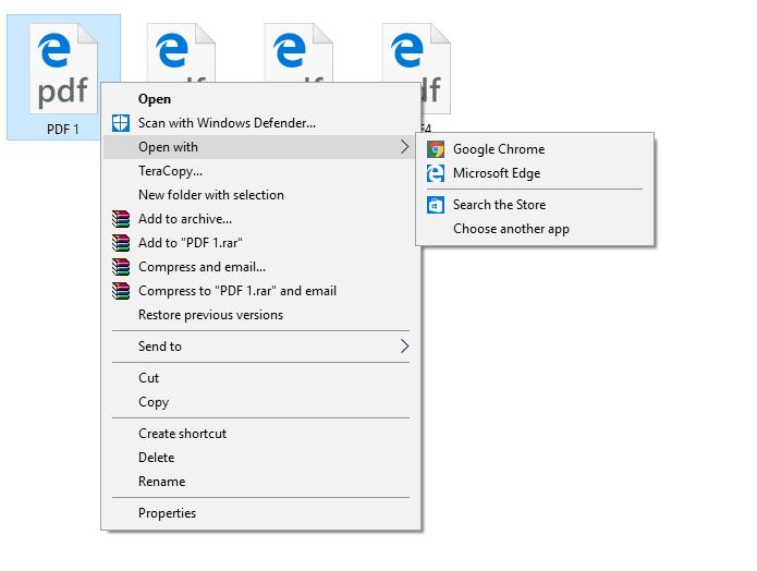 Mengatasi PDF tidak bisa dibuka dengan Membuka PDF dari Browser