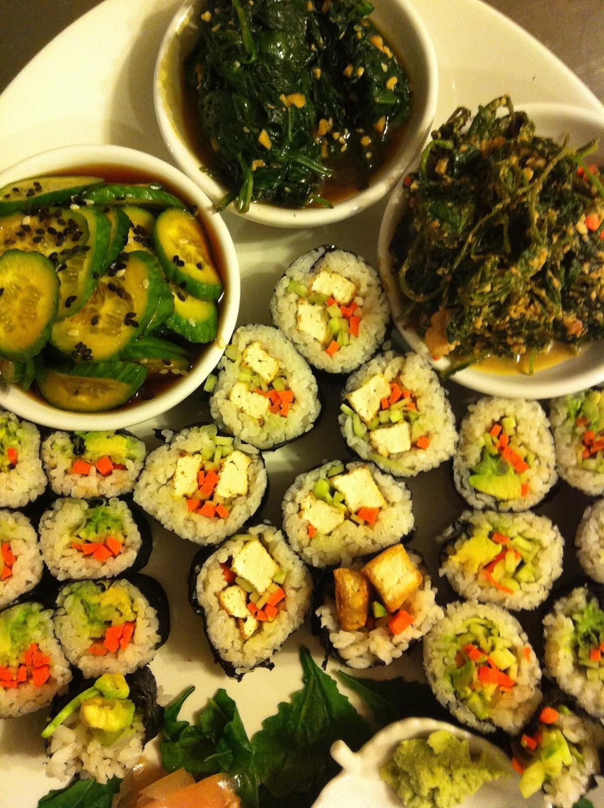 Sushi Dinner Platter The Complete Recipe