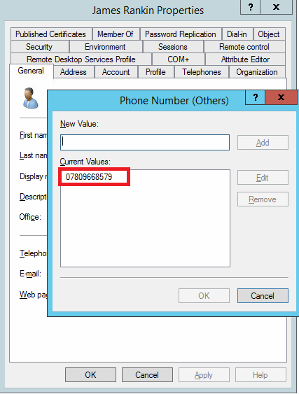 Creating a custom Outlook signature in AppSense Environment