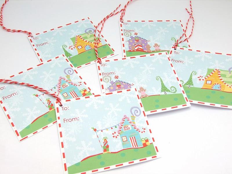 Jennifer Jangles Blog Free Printable Gift Tags