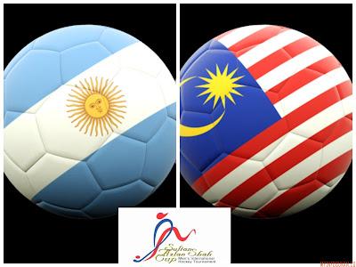 Live Streaming Argentina vs Malaysia Hoki Piala Sultan Azlan Shah 10 Mac 2018