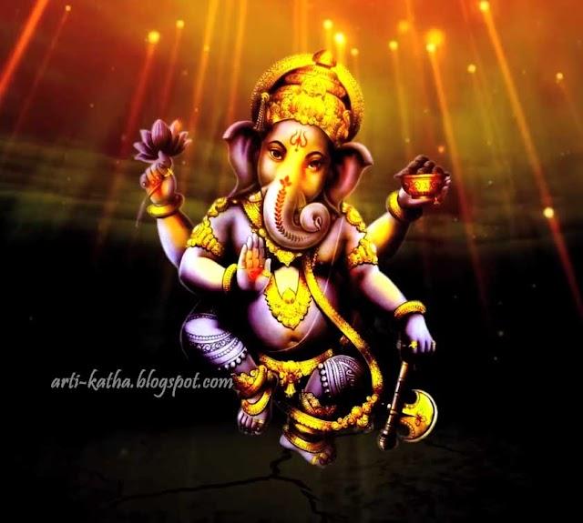 भगवान  गणेश जी के अनुपम चित्र | Hindu God Ganesha Wallpaper