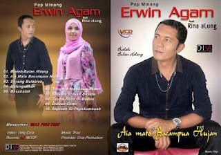Erwin Agam & Rina Alung – Aia Mato Bacampua Hujan
