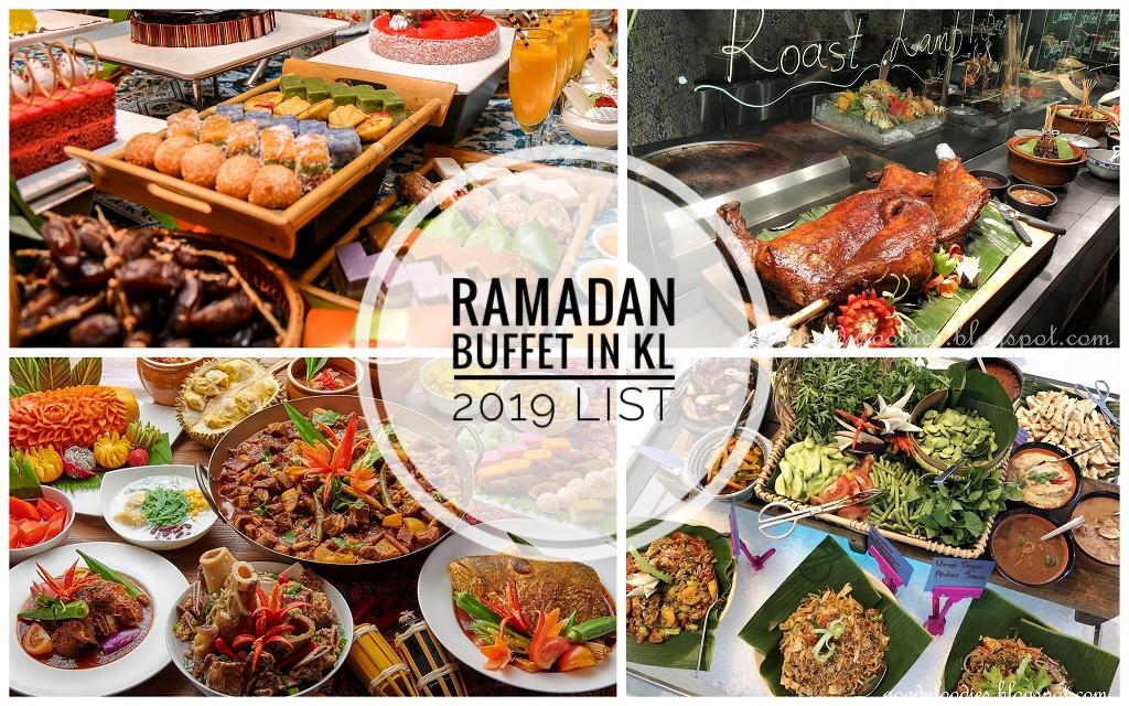 Goodyfoodies Ramadan Buffet 2019 List For Kl Selangor