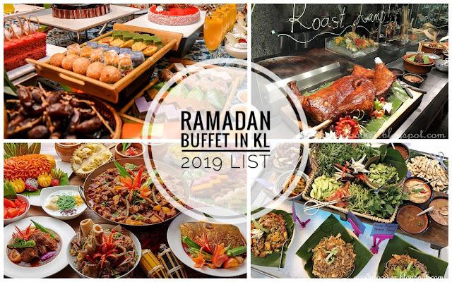 Ramadan Buffet 2019 KL & Selangor