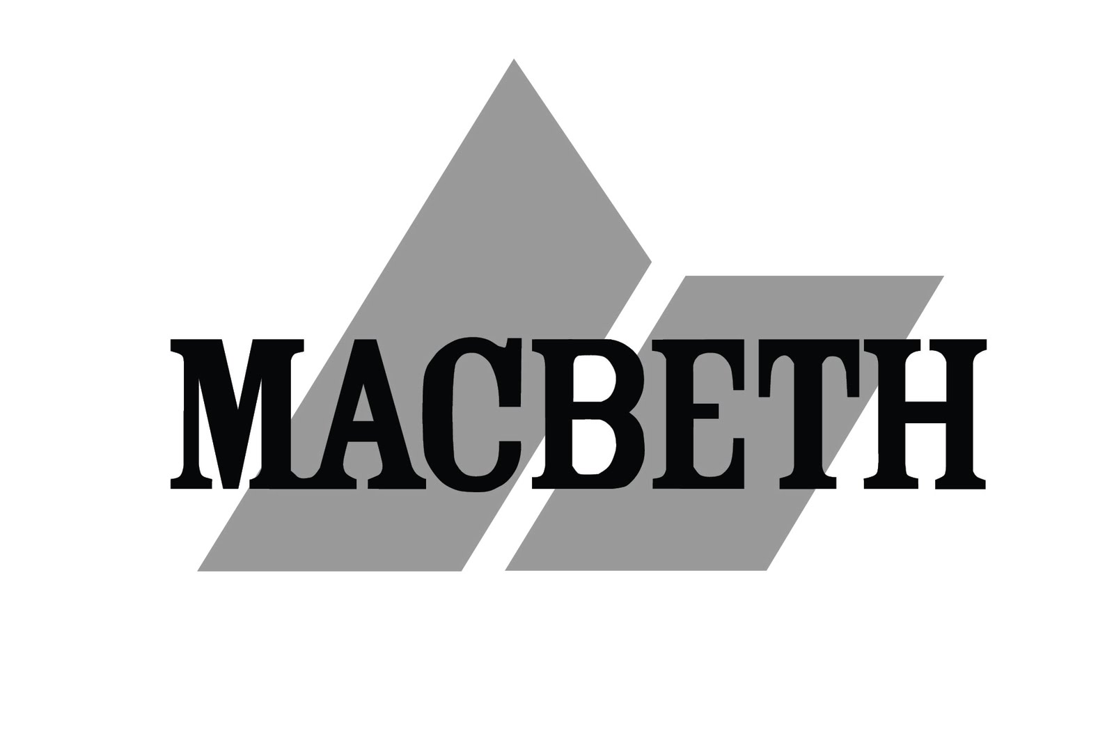 macbeth B - dark.tshirtdesignMacbeth Logo