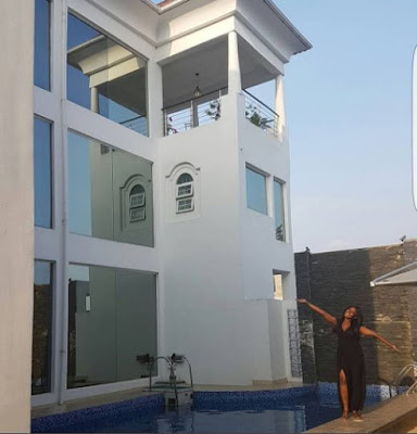 Linda Ikeji house pictures