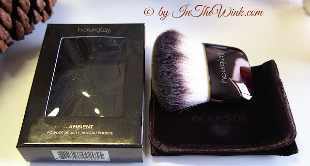 Review: Hourglass Ambient Powder Brush
