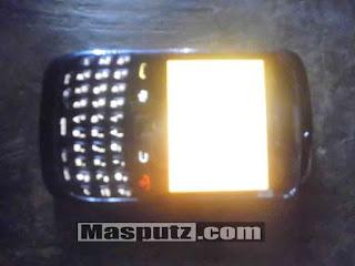 Trackpad Blackberry Curve Tidak Berfungsi, Ini Solusinya