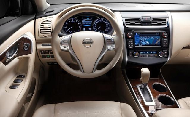 2018 Nissan Teana Interior