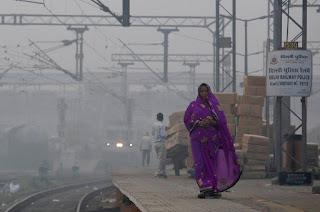 New Delhi Pollution (Credit: mzconsultinginc.com) Click to Enlarge.