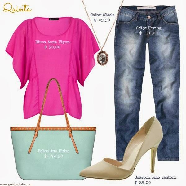 Como usar jeans skinny no verão - Uma semana usando jeans skinny