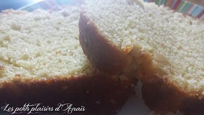 Tranches de gâteau