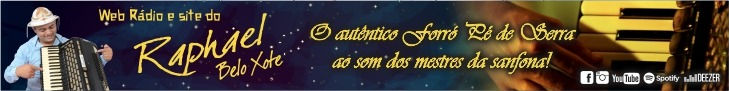 Web Rádio  Raphael Belo Xote