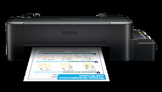 Epson L120 driver download