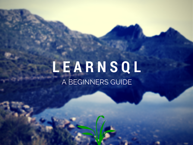 Best Way To Learn SQL