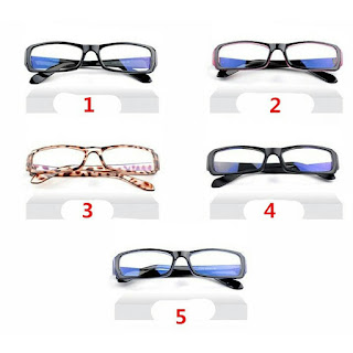 Kacamata Anti Radiasi Laptop dan Smartphone