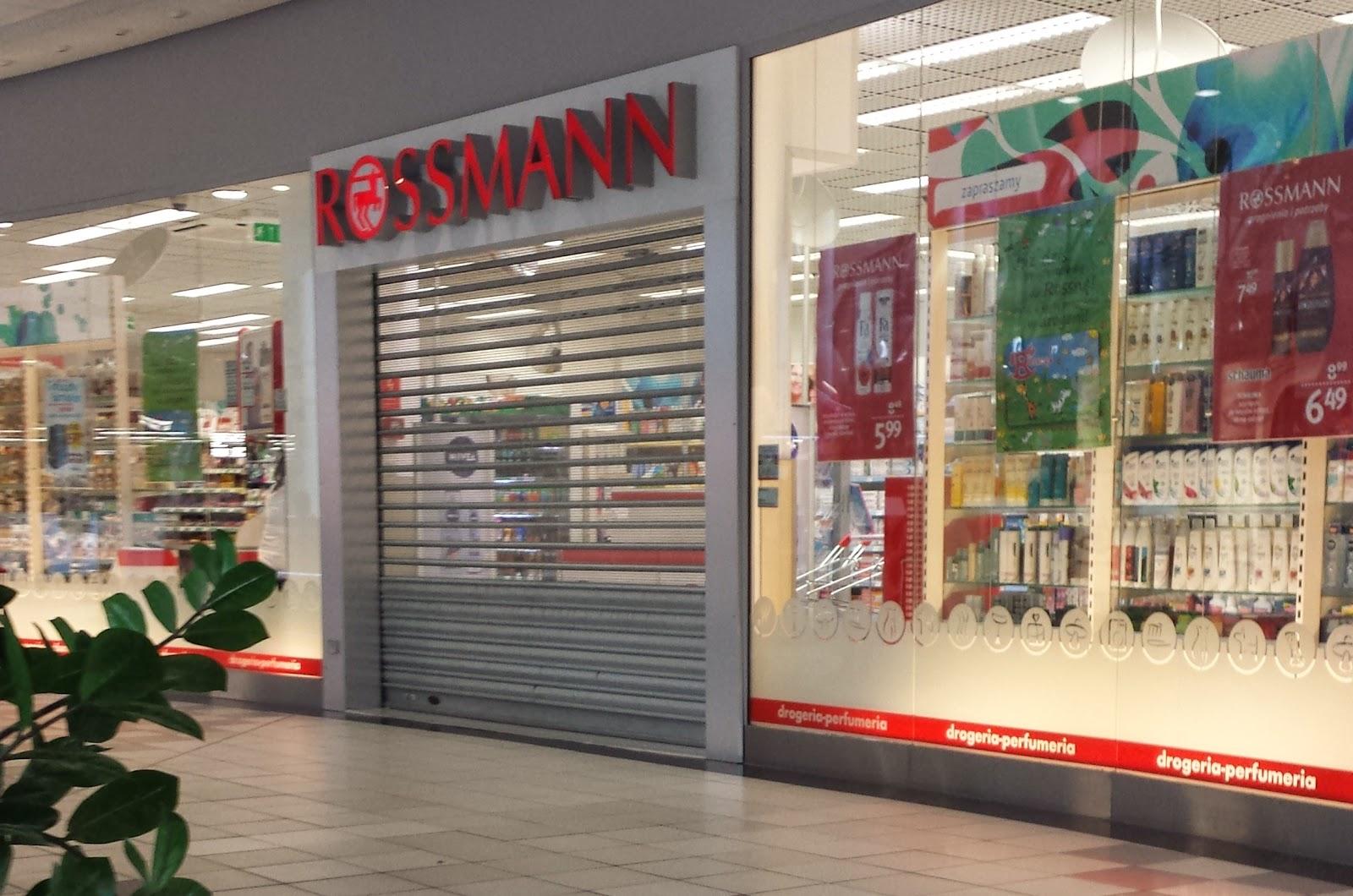 -40% w Rossmannie - zakupy kolorówka