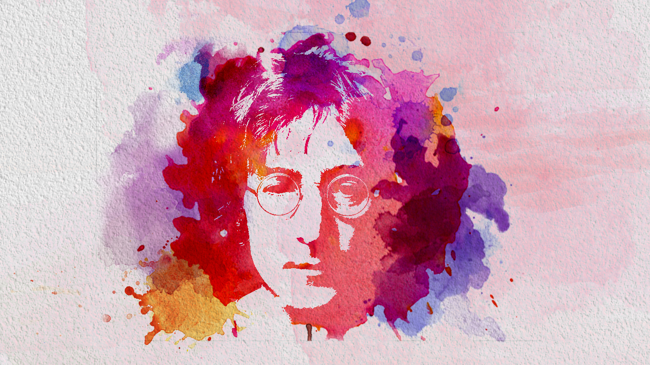 How to create a watercolor potrait effect with photoshop - Photoshop