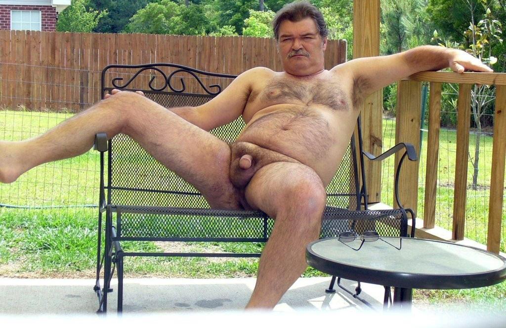 Very Fat Naked Hairy Men 31
