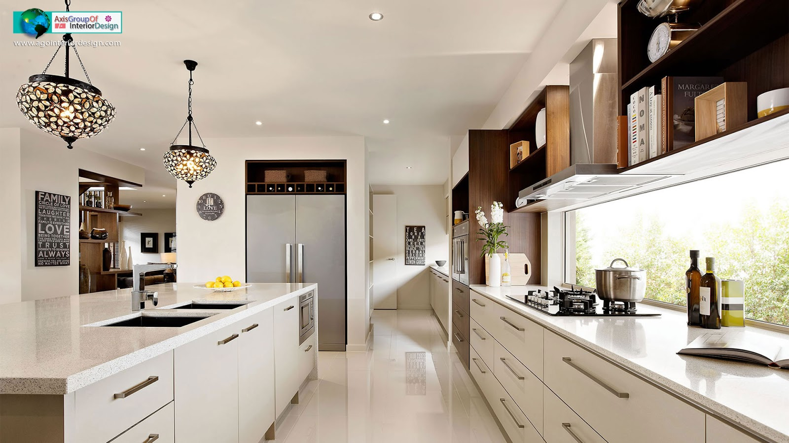 Axis Group Of Interior Design Kitchen Design