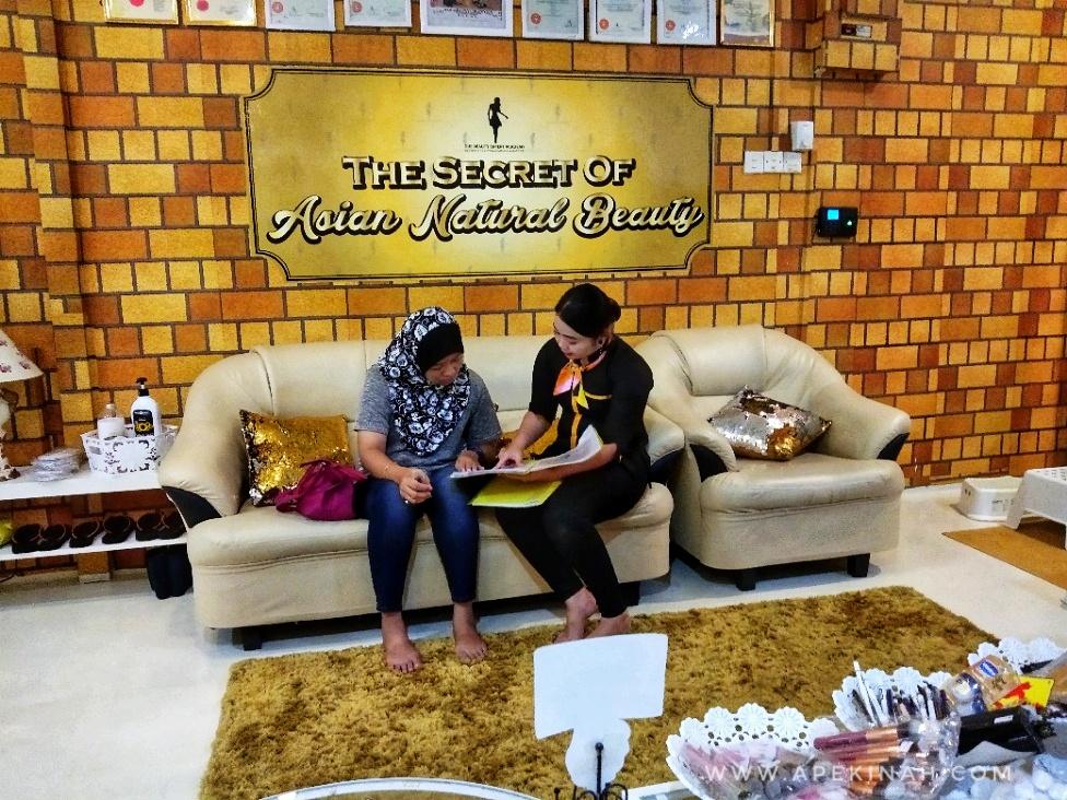 The Beauty Expert Academy Spa Paling Best Di Cheras, spa muslimah area kajang, facial murah di Cheras