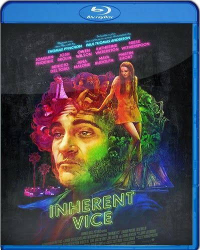 Inherent Vice [2014] [BD25] [Latino]