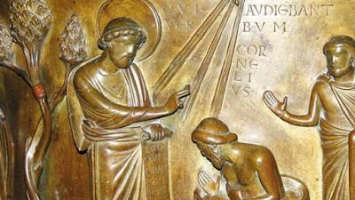 Historia do batismo