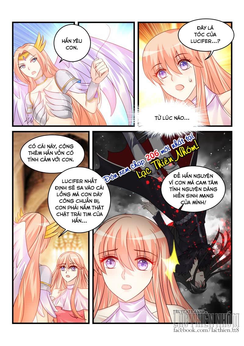 Dạy Bảo Ma Vương Lão Công Chap 205 page 11
