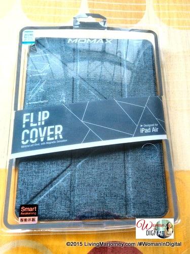 Momax Flip Cover
