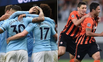 Manchester City 2-0 Shakhtar Donetsk Highlights (De Bruyne stunning strike the difference)