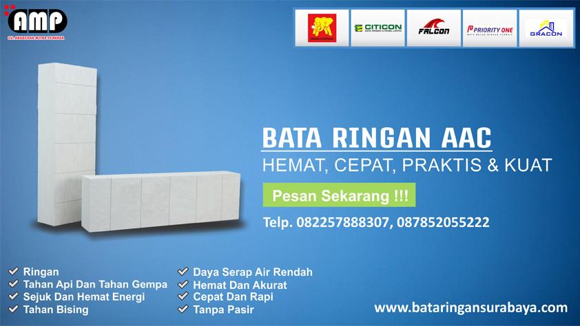 Supplier Bata Ringan, Jual Bata Ringan Murah Surabaya, Supplier Bata Ringan Hebel Murah Surabaya