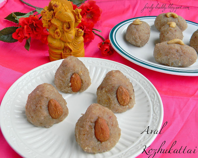 sweet pidi kozhukattai recipe