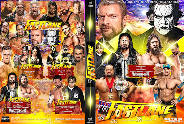WWE Fastlane 2016 Live Streaming TV Channels List Repeat Telecast Info