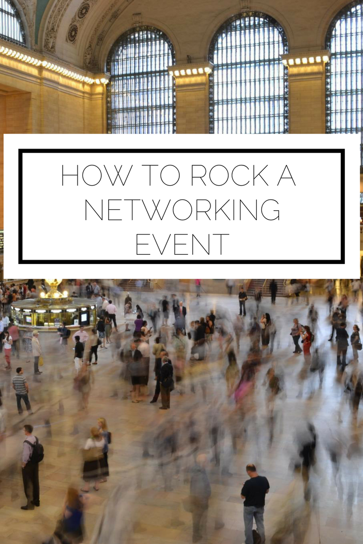 "Click to read now or pin to save for later! Does the word ""networking"" make your skin crawl? Find out how to rock any networking event to build the most value for you and those you interact with"