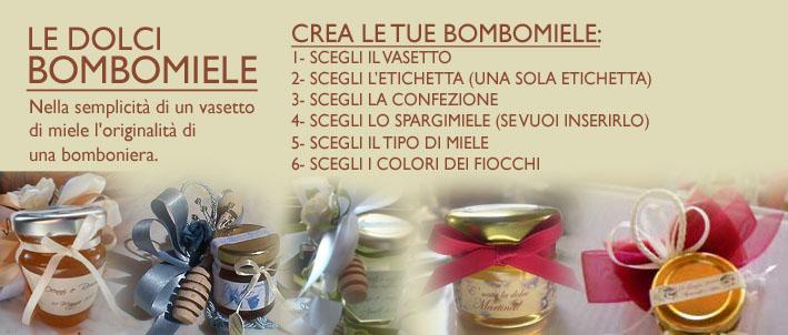 Eccezionale BOMBOMIELE - BOMBONIERE MIELE: Vasetti miele bomboniera matrimonio MA84