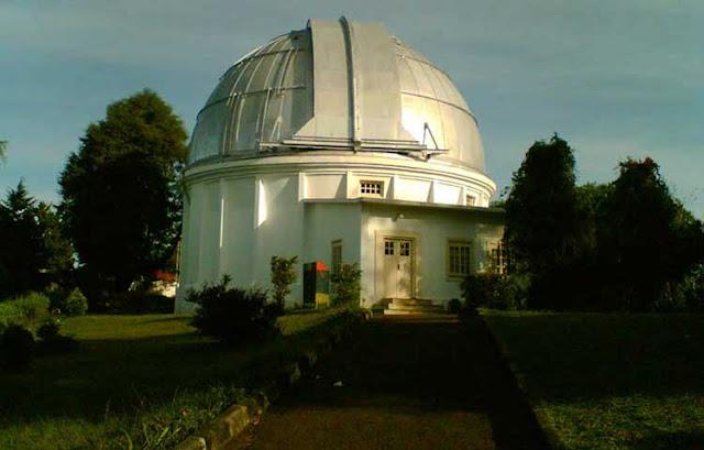 OB tempat mengamati bintang