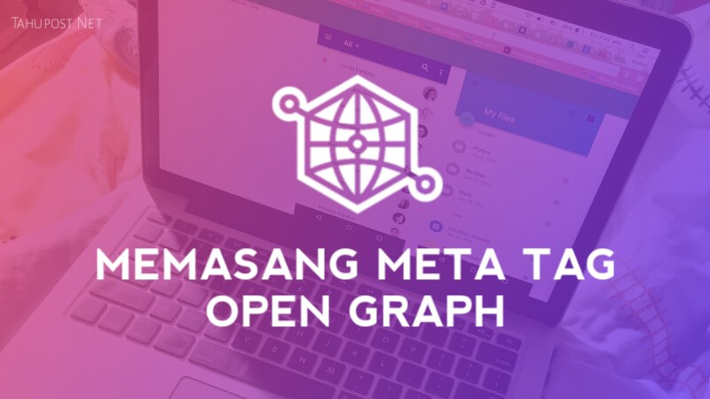 Memasang Open Graph