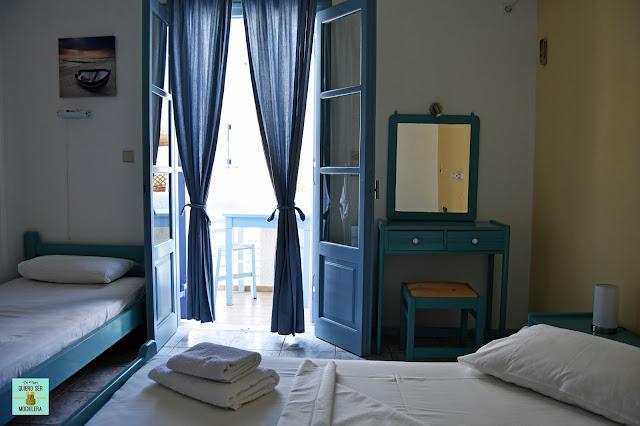 Alojamiento en Serifos, Grecia