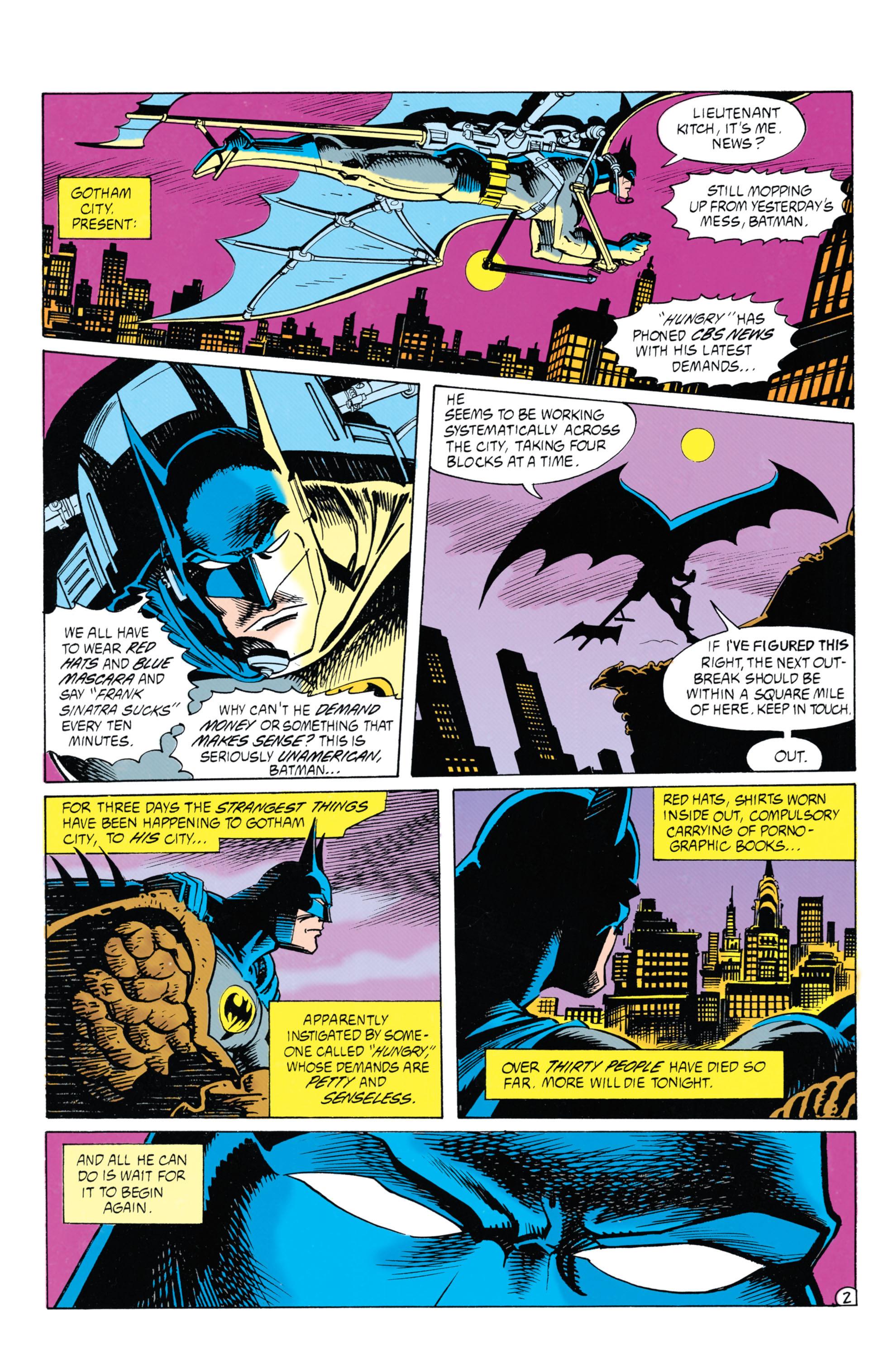 Detective Comics (1937) 629 Page 2
