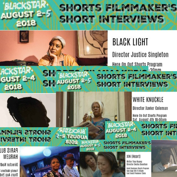 5 QUESTION INTERVIEW FOR BLACKSTAR FILMMAKERS