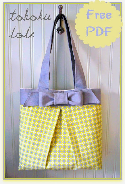 Spring Handbag Purse DIY