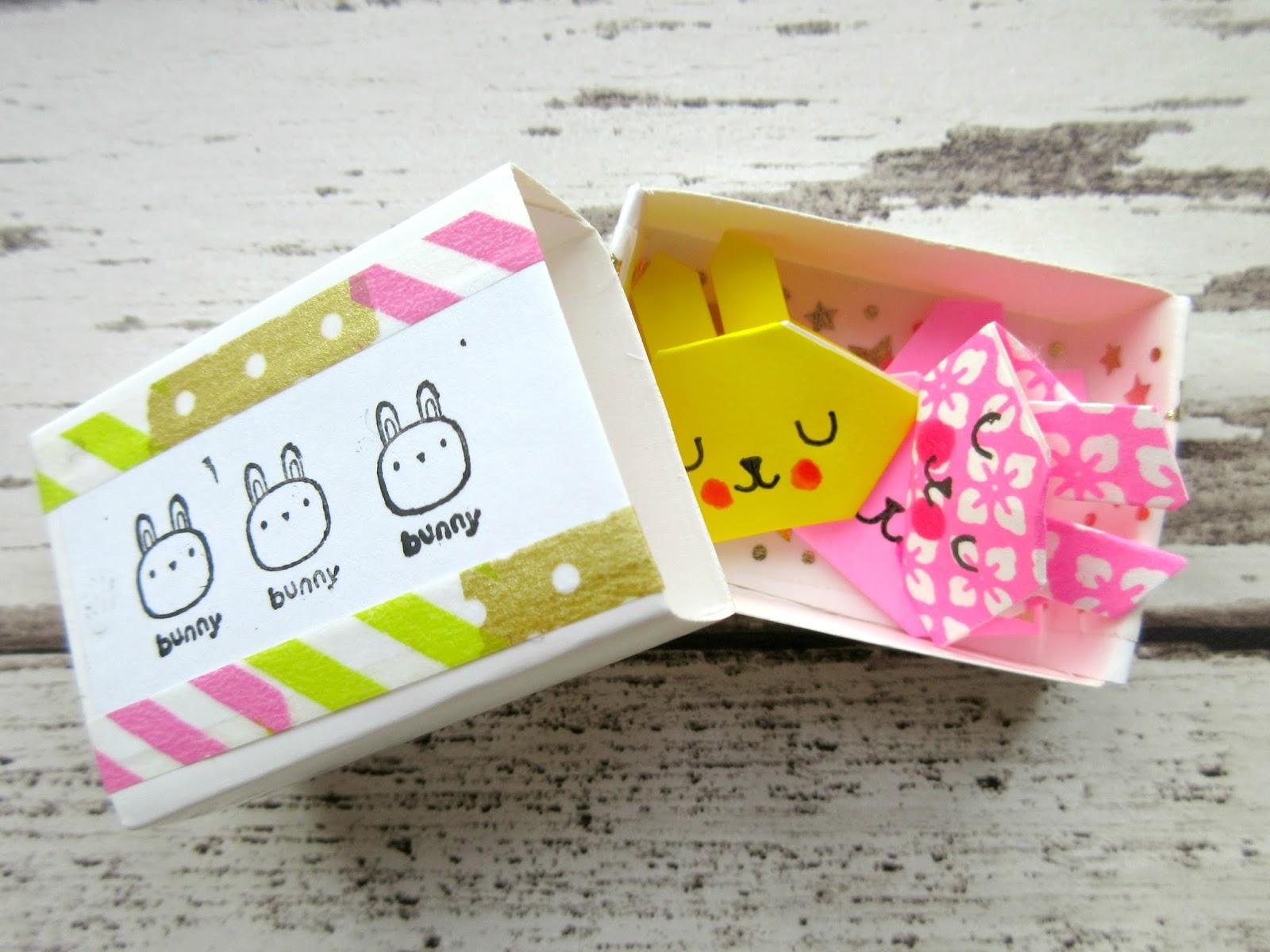 Teawagontales Matchbox Bunnies