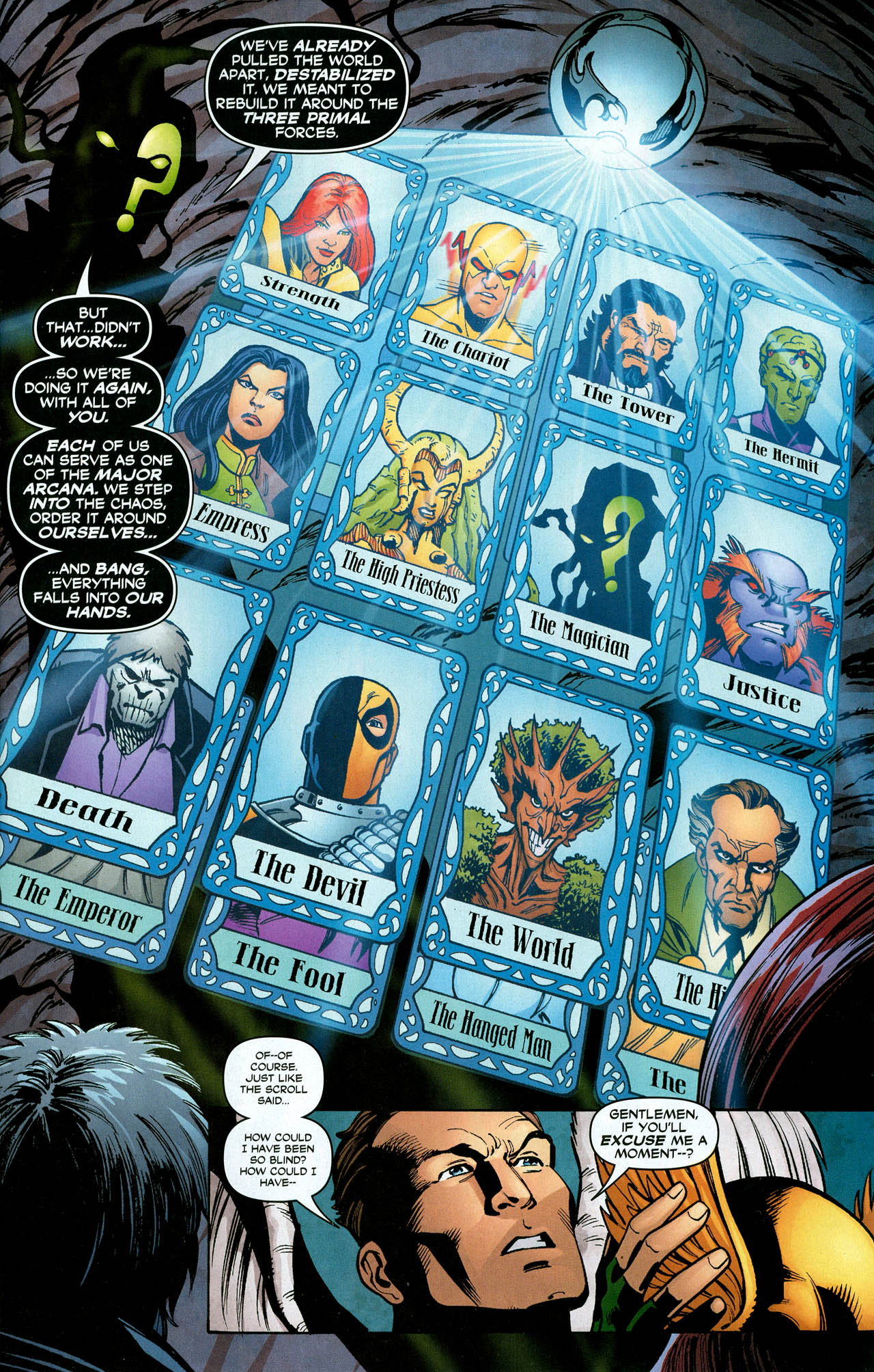 Read online Trinity (2008) comic -  Issue #30 - 30