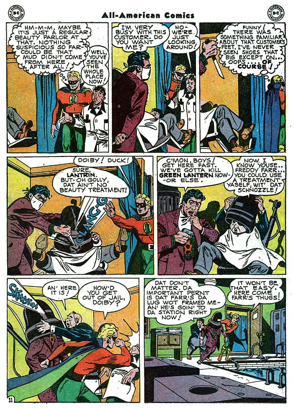 Read online All-American Comics (1939) comic -  Issue #84 - 21