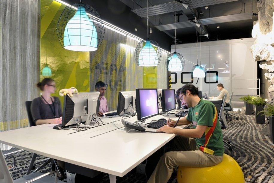 Image result for pencahayaan pada ruang kerja
