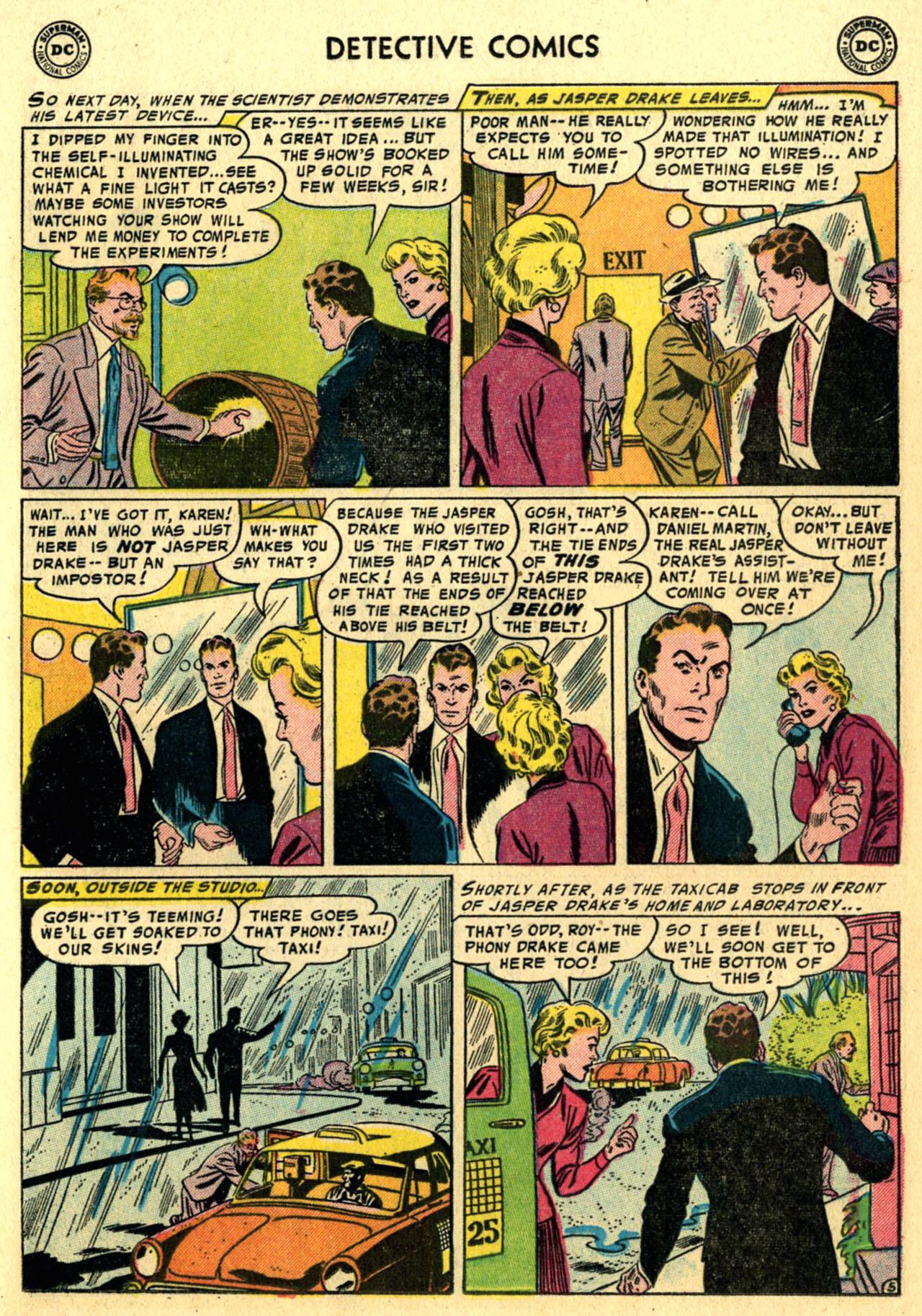 Detective Comics (1937) 230 Page 20
