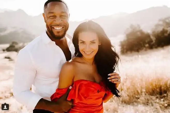 Who is r&b singer tank dating 2019