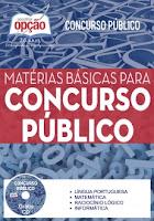 Apostila Completa com todas matérias Básicas para Concursos Públicos